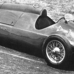 "1940 Alfa 512 racer detailed on the ""Axis of Oversteer"""