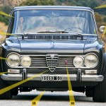 Contemporary Design Analysis of a vintage Giulia Super