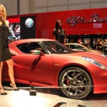 Alfa 4C – from Show to a Go